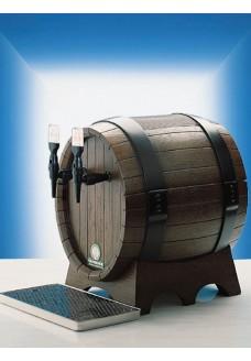 Охладитель пива надстоечного, сухого типа BOTTE на 2 сорта пива