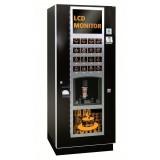 Напольный кофейный автомат Gerhardt CTG E8 (зерновой кофе)