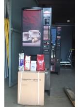 Напольный кофейный автомат Rheavendors SAGOMA E5 (зерновой, б/у, Италия, 2007г.)