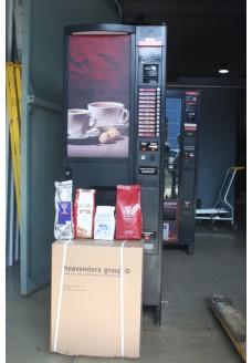 Напольный кофейный автомат Rheavendors SAGOMA E5 (зерновой)