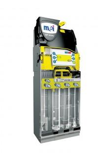 Монетоприемник MEI CashFlow 8500 MDB/EXE/IrDA/USB