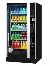 Sanden Vendo G-Drink Design 6 Vertical