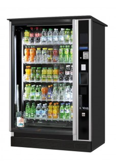Sanden Vendo G-Drink Design DV9 Vertical Outdoor