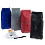 Кофе в зернах и молотый MIKO и другие ингредиенты