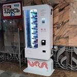 Вендинг автоматы по продаже сувенирной продукции