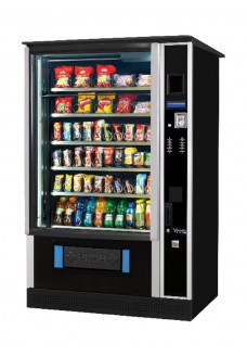 Sanden Vendo G-Snack Design 10 Outdoor