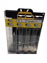 Кассета в сборе для монетоприемника MEI СF7900